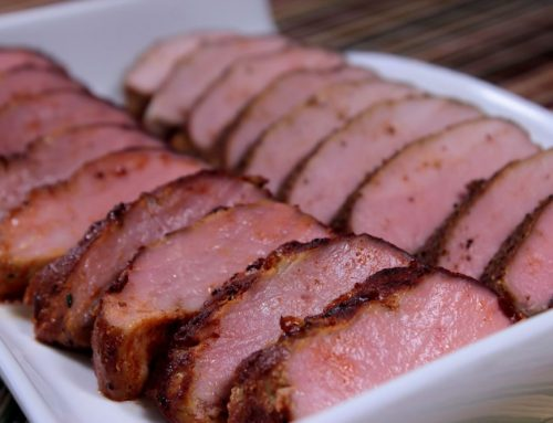 Smoked Pork Tenderloin – So Lean and Delicious