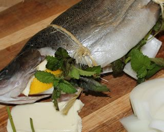 4 Easy Steps to Smoking Trout and Other Fish