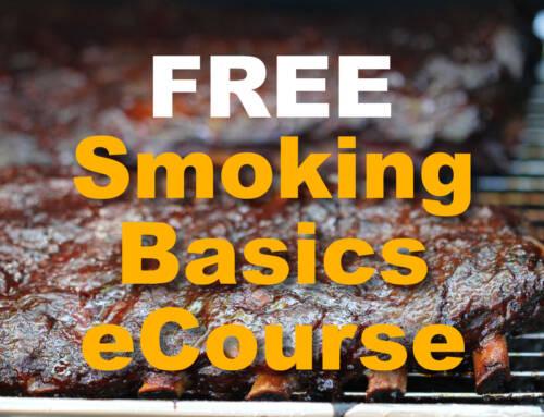 The Smoking Basics eCourse