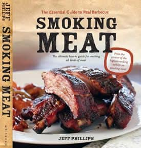 Jeff's smoking meat book