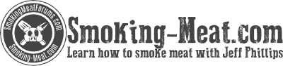 Learn to Smoke Meat with Jeff Phillips Logo