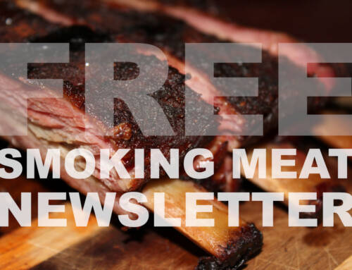 The Best Barbecue Newsletter!