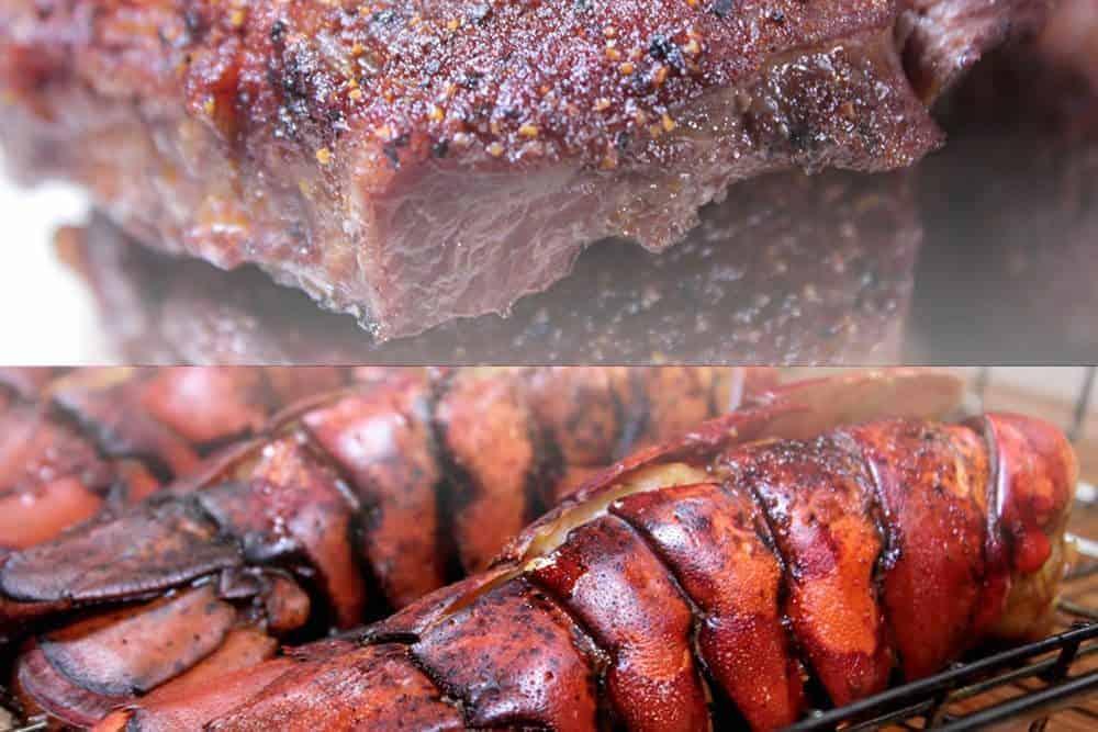 steak n lobster valentines day