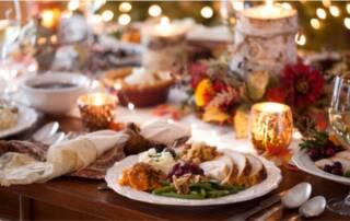 thanksgiving dinner 840x502
