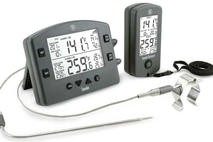 weber meat thermometer instructions