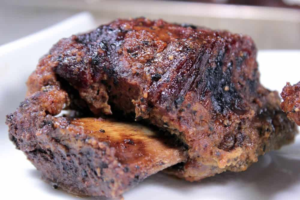 Wine Braised Smoked Beef Short Ribs - Smoking Meat Newsletter
